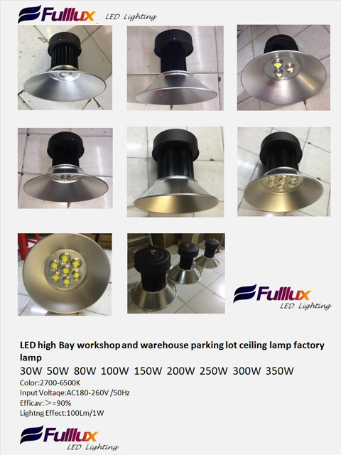 Lampu Industri LED / Highbay LED Fulllux